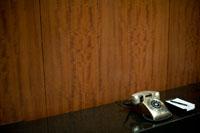 電話機とメモ帳