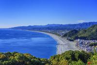 松本峠より七里御浜