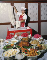 北京料理 手打ち麺