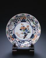 古伊万里の皿