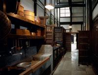 京町家の台所