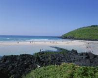 咸徳ビーチ