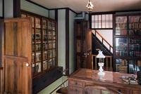 新島旧邸 書斎