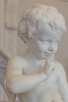 エルミタージュ美術館 天使像 25023074140| 写真素材・ストックフォト・画像・イラスト素材|アマナイメージズ
