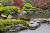 好古園 庭園 25023074361| 写真素材・ストックフォト・画像・イラスト素材|アマナイメージズ