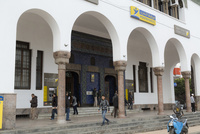 カサブランカ中央郵便局 25023074631| 写真素材・ストックフォト・画像・イラスト素材|アマナイメージズ