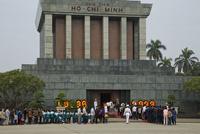 ホーチミン廟 25023074745| 写真素材・ストックフォト・画像・イラスト素材|アマナイメージズ