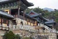 仏国寺 青雲橋 白雲橋 25023074833| 写真素材・ストックフォト・画像・イラスト素材|アマナイメージズ