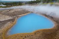ゲイシールの温泉の泉