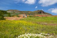 ゲイシールの景観 25041035987| 写真素材・ストックフォト・画像・イラスト素材|アマナイメージズ