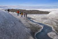 ラッセル氷河 25041036148  写真素材・ストックフォト・画像・イラスト素材 アマナイメージズ