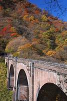 碓氷第三橋梁 25053018119  写真素材・ストックフォト・画像・イラスト素材 アマナイメージズ