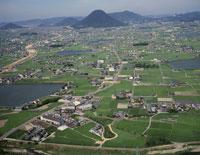 讃岐平野と飯ノ山