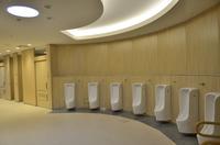 美しい男子トイレ