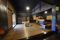 日本大正村の三宅家 25083043777| 写真素材・ストックフォト・画像・イラスト素材|アマナイメージズ