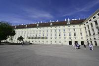 王宮の建物の一角