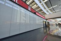 ウイーン国際空港国際線到着口