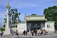 地下鉄シュタットパーク駅