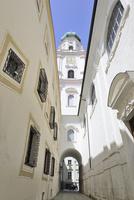聖シュテファン大聖堂への道