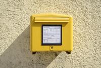 ドイツの郵便ポスト