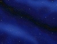 イメージ 夜空と星