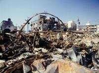 阪神大震災 25101006815| 写真素材・ストックフォト・画像・イラスト素材|アマナイメージズ