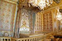 ヴェルサイユ宮殿の王妃の寝室