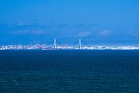 富津岬から横浜市街 25130023659| 写真素材・ストックフォト・画像・イラスト素材|アマナイメージズ