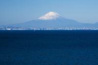 木更津から東京湾と富士山 25130023889| 写真素材・ストックフォト・画像・イラスト素材|アマナイメージズ