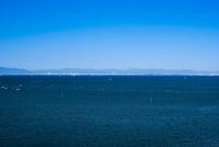 木更津から東京湾と横浜 25130023893| 写真素材・ストックフォト・画像・イラスト素材|アマナイメージズ