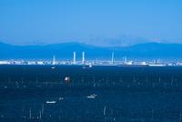 木更津から東京湾と横浜 25130023896| 写真素材・ストックフォト・画像・イラスト素材|アマナイメージズ