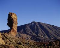 テネリフェ島のテイデ火山
