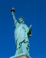 自由の女神 6月   ニューヨーク アメリカ