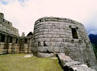 太陽の神殿 マチュピチュ 25198002267| 写真素材・ストックフォト・画像・イラスト素材|アマナイメージズ