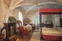 ペナ城のアメリア王妃寝室