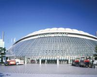 東京ドーム 25222004960  写真素材・ストックフォト・画像・イラスト素材 アマナイメージズ