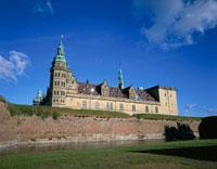 クロンボー城 ヘルシングーア デンマーク
