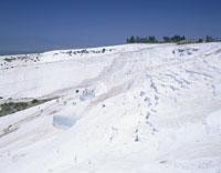 パムッカレ石灰棚