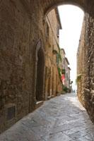 ピエンツァ市街 オルチャ渓谷 25242010809| 写真素材・ストックフォト・画像・イラスト素材|アマナイメージズ