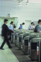 スイカ(Suica)自動改札 東京駅