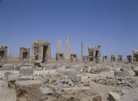 百柱の間 ペルセポリス