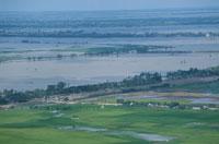 メコンデルタ眺望 チャウドック ベトナム