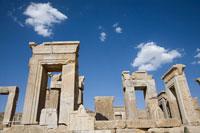 ペルセポリスのダレイオス1世宮殿