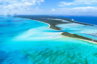 上空からのニューカレドニアの風景 25295001920  写真素材・ストックフォト・画像・イラスト素材 アマナイメージズ