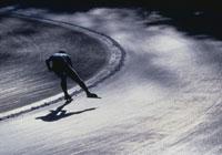 第42回冬季スケート国体 25344005728| 写真素材・ストックフォト・画像・イラスト素材|アマナイメージズ