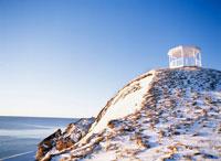 マドレーヌ島の展望台