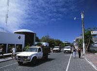 ポートアヨーラの街並 25356000394| 写真素材・ストックフォト・画像・イラスト素材|アマナイメージズ