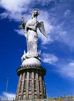 パネシージの丘の聖母像