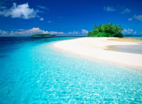 ミリ環礁の島 25356000482| 写真素材・ストックフォト・画像・イラスト素材|アマナイメージズ
