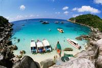 タオ島マンゴーベイ 25356000702| 写真素材・ストックフォト・画像・イラスト素材|アマナイメージズ